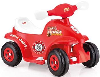 Квадроцикл на аккумуляторе, красный Dolu DL_8077 мотоцикл на аккумуляторе