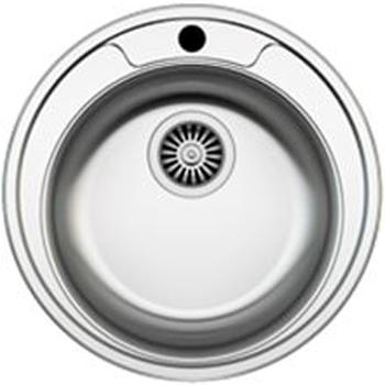Кухонная мойка Zigmund amp Shtain KREIS 480.7 polished