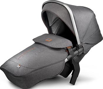 Прогулочный блок для 2-го ребенка Silver Cross WAVE GRANITE SX 2072.GRSI4 цена