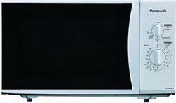 Микроволновая печь - СВЧ Panasonic NN-GM 342 WZPE микроволновая печь panasonic nn gd382szpe