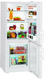Двухкамерный холодильник Liebherr CU 2311-20 двухкамерный холодильник liebherr cu 2311