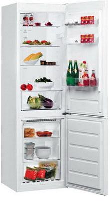 Двухкамерный холодильник Whirlpool BSNF 8121 W двухкамерный холодильник don r 297 g