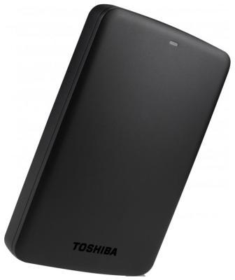Внешний жесткий диск (HDD) Toshiba USB 3.0 500 Gb HDTB 305 EK3AA Canvio Basics 2.5  черный happiness basics толстовка