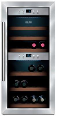 Винный шкаф CASO WineMaster 24 винный холодильник caso winemaster 126