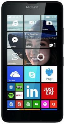 Microsoft Lumia 640 LTE черный