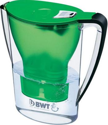 Кувшин BWT Пингвин зеленый чай фильтр для воды bwt в251р00 penguin