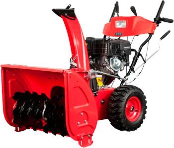 Снегоуборочная машина DDE ST 9070 L грязевая мотопомпа dde ptr80h