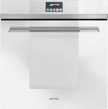 Встраиваемый электрический духовой шкаф Smeg SFP 140 BE встраиваемый электрический духовой шкаф smeg sf 800 avo