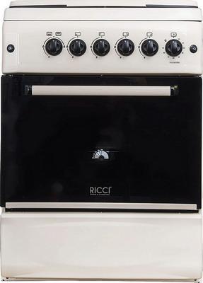 Газовая плита Ricci RGC 6020 BG