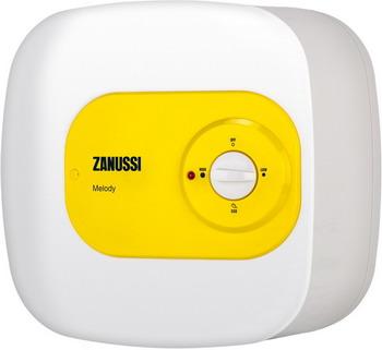 Водонагреватель накопительный Zanussi ZWH/S 15 Melody U (Yellow) накопительный водонагреватель zanussi zwh s 10 melody u green