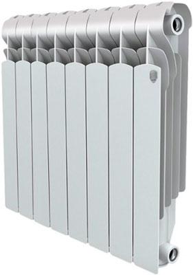 Водяной радиатор отопления Royal Thermo Indigo 500 - 8 секц.