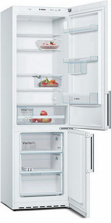 Двухкамерный холодильник Bosch KGE 39 XW 2 OR холодильник bosch kgn39nw13r двухкамерный белый