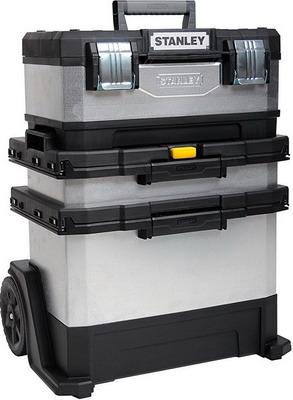 Ящик с колесами Stanley ROLLING WORKSHOP 1-95-833 modular rolling workshop
