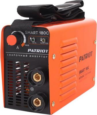 Сварочный аппарат Patriot SMART 180 C MMA  аппарат сварочный patriot smart 180 mma