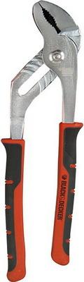 Пассатижи переставные сантехнические BlackampDecker BDHT0-71623 переставные усиленные пассатижи 200мм jtc 51258