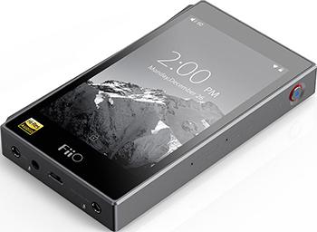 купить MP3 плеер FiiO Hi-Fi X5 III титаниум недорого