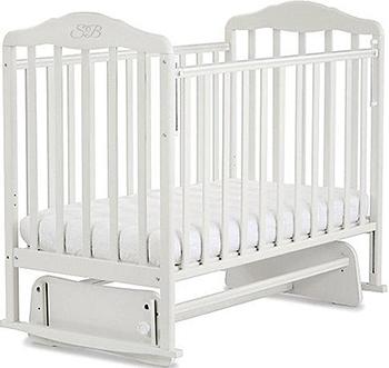 Детская кроватка Sweet Baby Ennio Bianco (Белый) 392 622