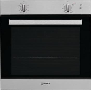 Встраиваемый газовый духовой шкаф Indesit IGW 620 IX вытяжка подвесная indesit 7hh 161 ix ru серебристый