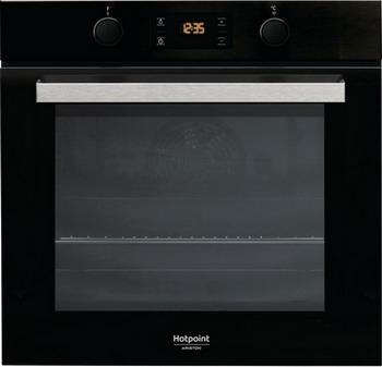 Встраиваемый электрический духовой шкаф Hotpoint-Ariston FA3 540 JH BL HA духовой шкаф hotpoint ariston 7ofhr g ow ru ha бежевый