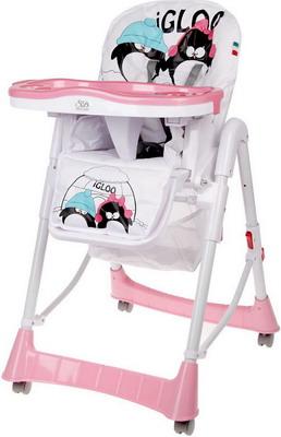 Стульчик для кормления Sweet Baby Couple Light Amethyst стульчик для кормления sweet baby couple light aqua