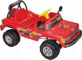 Педальная машина Pilsan SAFARI 7301 plsn военные игрушки для детей sideshow papo safari weta