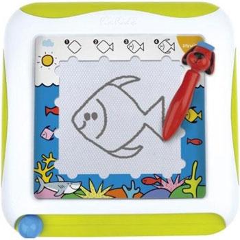Доска для рисования KS Kids Доска для рисования с обучающими карточками