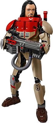 Конструктор Lego Star Wars Бэйз Мальбу 75525-L конструктор lego star wars имперский шаттл 75163 l