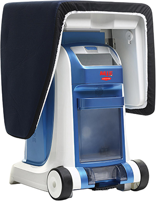 Гладильная система MIE Maxima кристально-голубой биокамин silver smith mini 3 premium 1500 вт серый