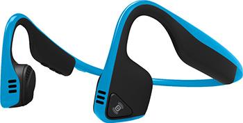 Беспроводные наушники Aftershokz Trekz Titanium  цвет Ocean Blue aftershokz bluez 2s neon as500