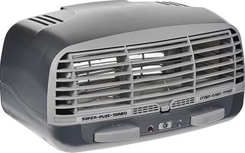 Электронный воздухоочиститель Супер-плюс Турбо серый электронный ионизатор воздуха супер плюс авто серый