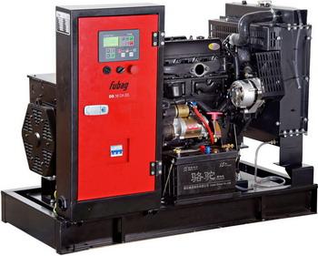 Электрический генератор и электростанция FUBAG DS 16 DA ES 838767 электрический генератор и электростанция dde dpg 10553 e