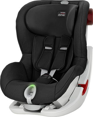 Автокресло Britax Roemer King II LS Cosmos Black Trendline 2000022560 автокресло группа 1 9 18кг britax roemer king ii ls black series moonlight blue