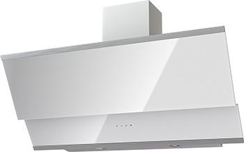 где купить Вытяжка Krona Steel IRIDA 900 white sensor дешево