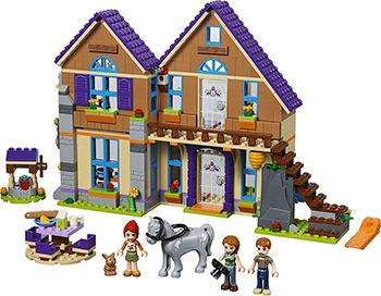Конструктор Lego FRIENDS Дом Мии 41369 lego friends сёрф станция 41315