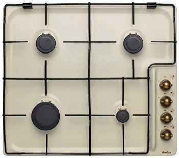 где купить Встраиваемая газовая варочная панель Hansa BHGW 63100020 по лучшей цене