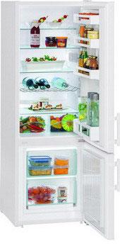 Двухкамерный холодильник Liebherr CU 2811 двухкамерный холодильник liebherr ctpsl 2541