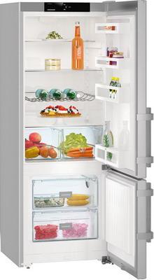 Двухкамерный холодильник Liebherr CUsl 2915 холодильник liebherr cusl 2811 20001
