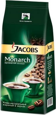 Кофе зерновой Jacobs МОНАРХ 250 г (548384)