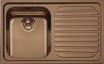 Кухонная мойка Smeg SP 791 DRA мойка lv100s smeg
