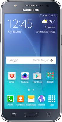 Мобильный телефон Samsung Galaxy J7 (2016) 16 ГБ черный