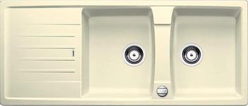 Кухонная мойка BLANCO LEXA 8S SILGRANIT жасмин мойка blanco classik 9e silgranit 521341 жасмин