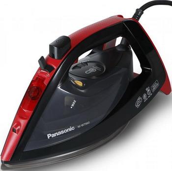 Утюг Panasonic NI-WT 960 RTW красный / черный утюг panasonic ni wt 960 rtw красный черный