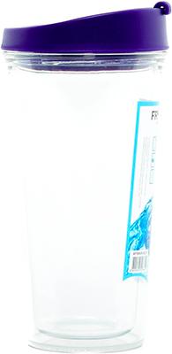 Стакан Frybest AC2-01 NICE 500 ml Фиолетовый frybest orange003 чеснокодавилка