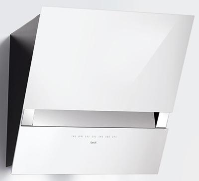 Вытяжка со стеклом Best KITE SMALL WHITE вытяжка со стеклом mbs ruta 160 white