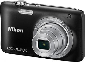 Цифровой фотоаппарат Nikon COOLPIX A 100 черный цифровой фотоаппарат nikon coolpix b500 черный