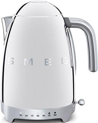 Чайник электрический Smeg KLF 02 SSEU smeg klf02sseu чайник электрический chrome