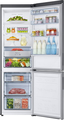 Двухкамерный холодильник Samsung RB 34 K 6220 SS/WT samsung rb 38j7761sr wt