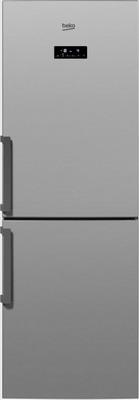 Двухкамерный холодильник Beko RCNK 296 E 21 S холодильник beko rcnk 270k20 s