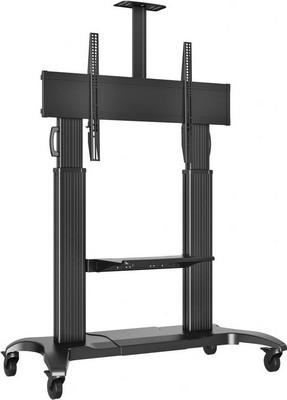 Мобильная стойка для презентаций NB CF 100 чёрная оборудование для презентаций