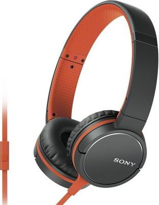 Наушники Sony MDR-ZX 660 AP Оранжевый